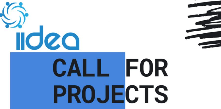 IIDEA Call for Projects is open: APPLY NOW!